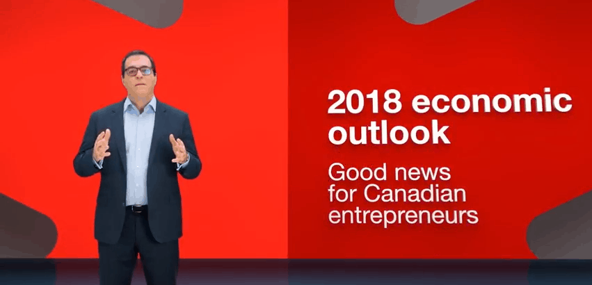 2018 Economic Outlook for Canada